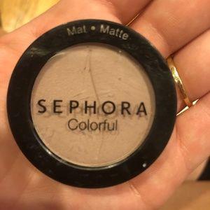 Unopened Sephora Matte Panama Weekend Eyeshadow